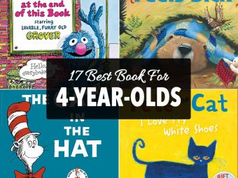 17 Best Books For 4-Year-Olds in 2021