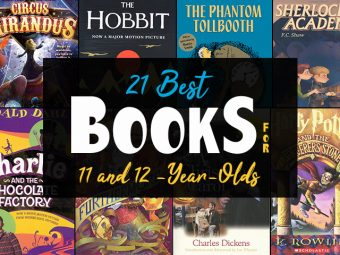 21 Best Books for 11 and 12 -Year-Olds in 2021