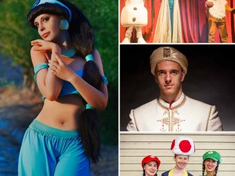 21 Best Family Costume Ideas