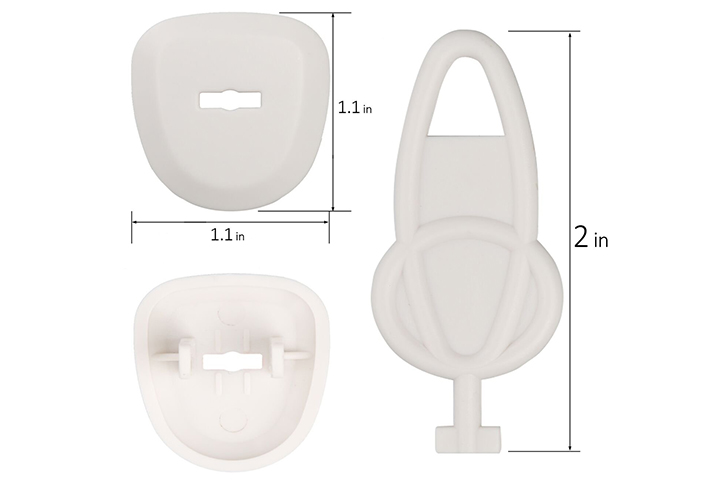 Balfer Baby Proofing Electrical Outlet Plug Covers