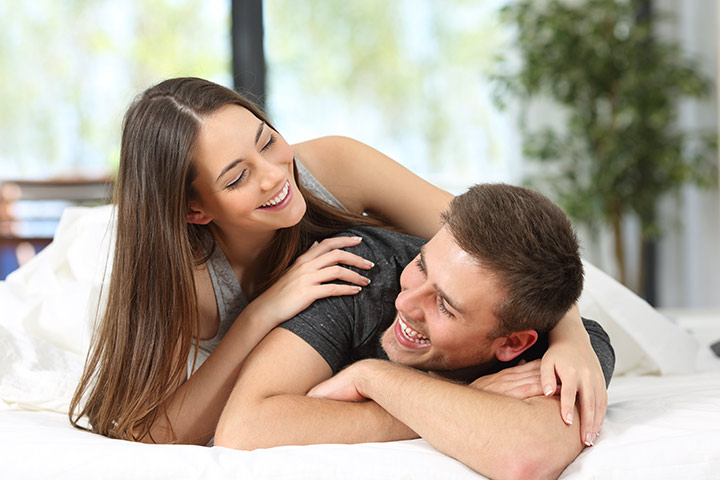 Never neglect physical intimacy