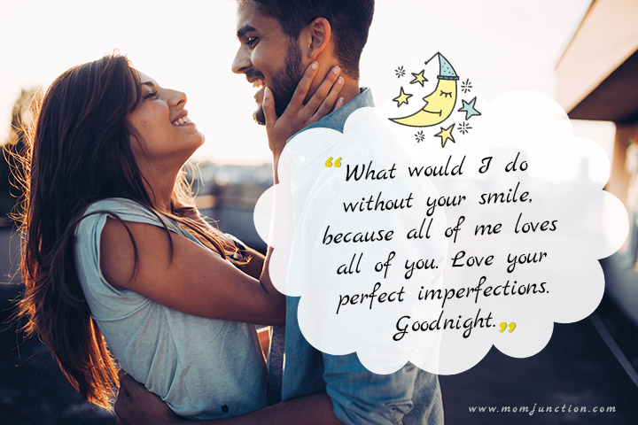 Good Night Messages For my Lovely Wife