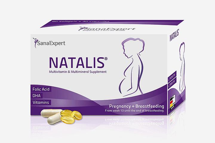 Sana Expert Natalis Multivitamin and Multimineral Supplement