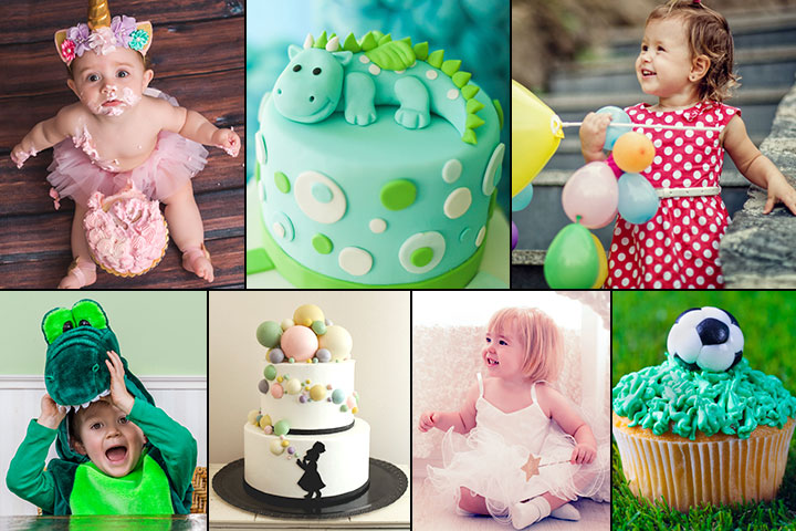 15 Cute Second Birthday Party Ideas