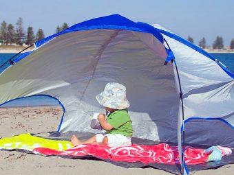 11 Best Baby Beach Tents To Buy In 2021