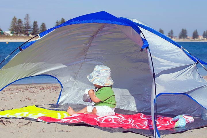 Best Baby Beach Tents To Buy In 2019