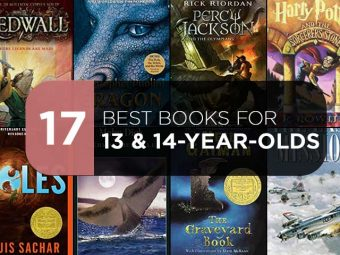 17 Best Books For 13 And 14-Year-Olds