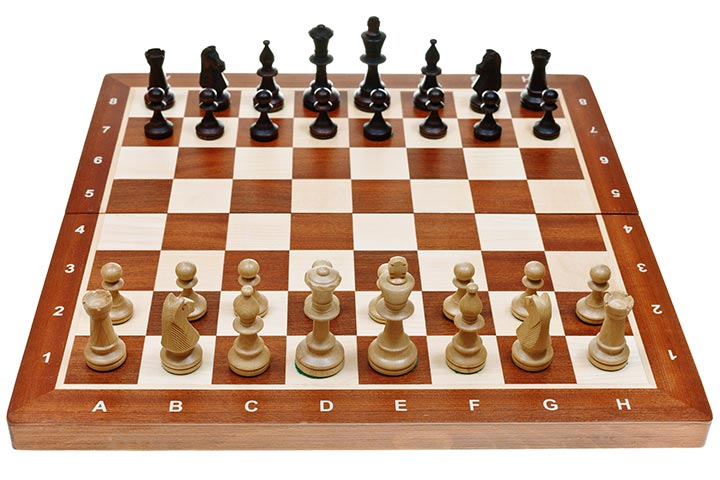 How Is The Chess Board Setup
