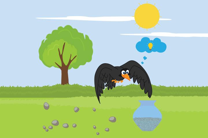 Thirsty Crow Story