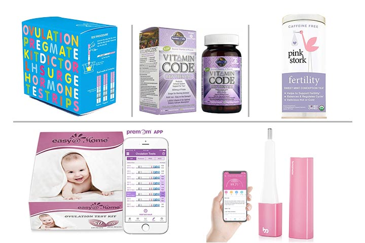 Top 8 fertility products to buy online