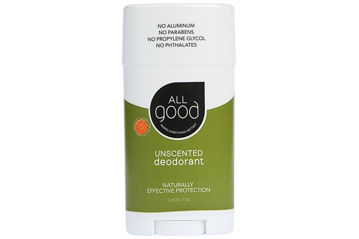All Good Deodorant