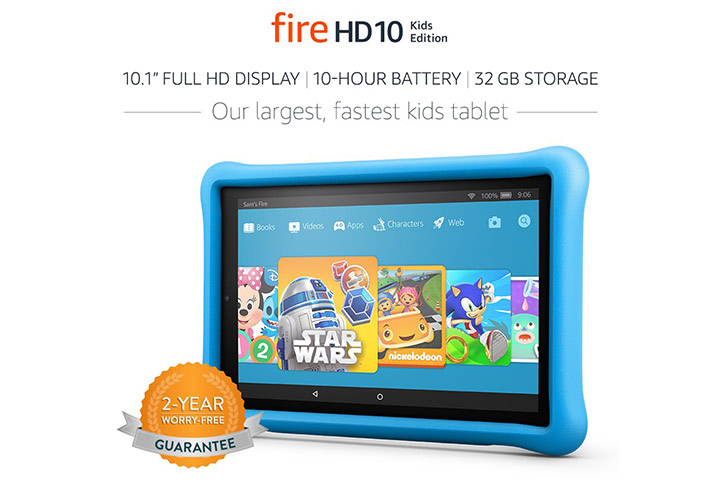 Amazon Fire 10 Kids Edition Tablet