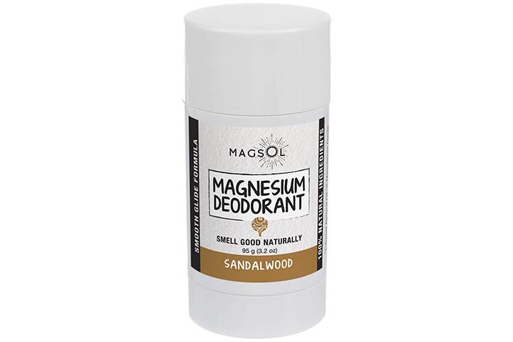 Magsol Magnesium Deodorant