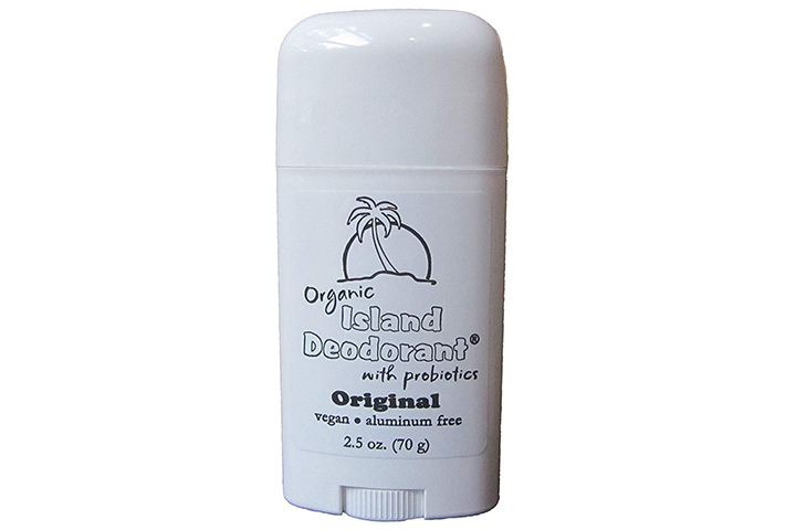 Organic Island Deodorant
