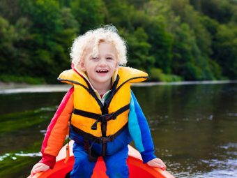 11 Best Life Jackets For Infants And Toddlers In 2021