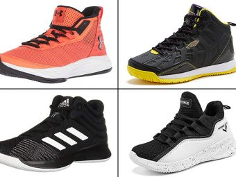 11 Best Basketball Shoes to buy for kids in 2021