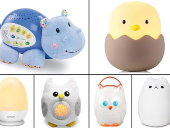 11 Best Night Lights For Kids: A Complete Buyer's Guide