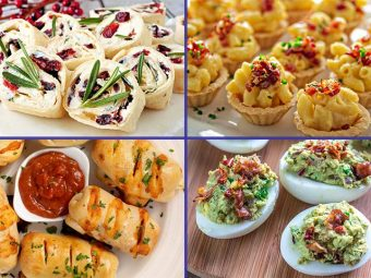 20 Easy-to-Make Baby Shower Food Ideas