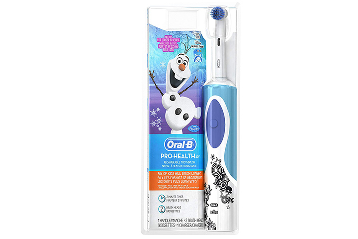 Oral-B Kids Electric Rechargeable Power Toothbrush