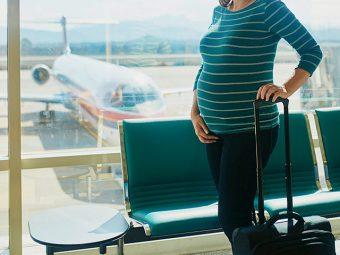 क्या गर्भावस्था में सफर (यात्रा) करना सुरक्षित है? | Pregnancy Me Travel Karna