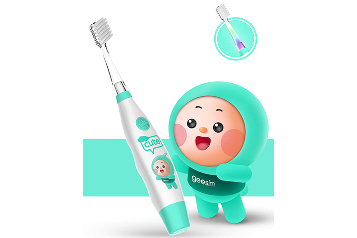 Yuantongshun Kids Electric Toothbrush