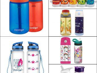 11 Best Water bottles To Buy for kids In 2021