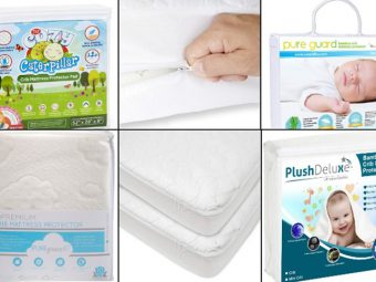 11 Best Crib Mattress Pads For Babies In 2021