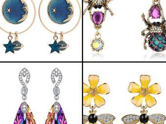 21 Best Earrings To Buy For Girls In 2021