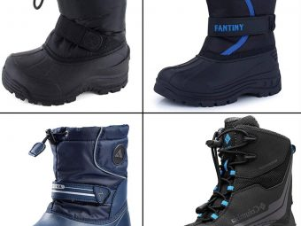 13 Best Snow Boots Kids To Buy In 2021