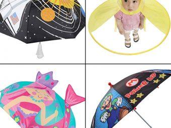 15 Best Umbrellas To Buy For Kids In 2021