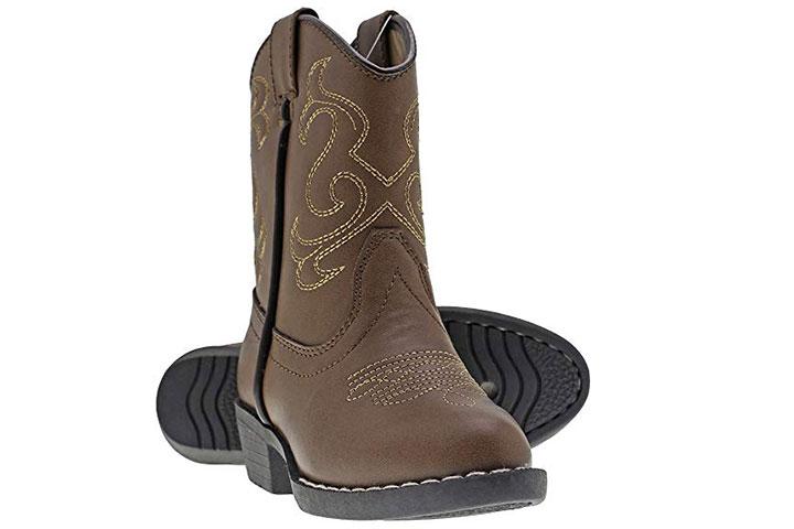 Canyon Trails Kids Lil Cowboy Boots