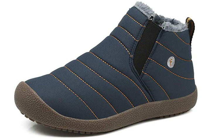 Exeblue Winter Boots For Kids