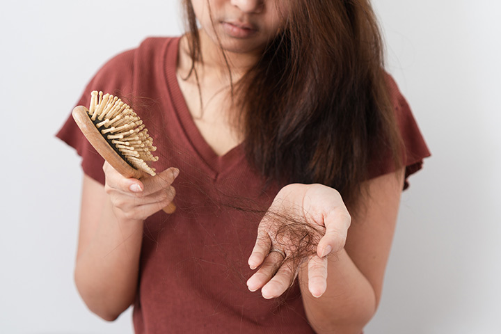 Hairfall after pregnancy