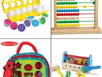 11 Best Educational STEM Toys For Toddlers