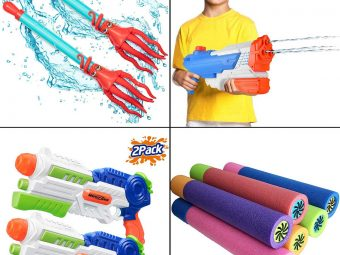 13 Best Water Guns To Buy For Kids In 2021