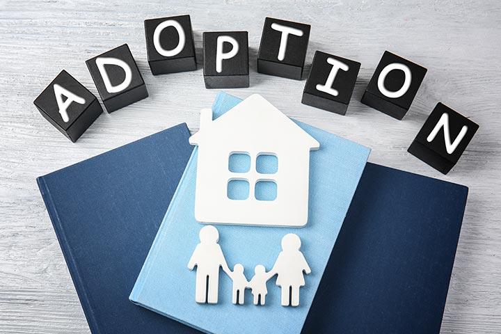 Bacha God Lena (Adoption Process) In India