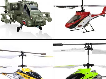 9 Best Helicopters To Buy For Kids In 2021