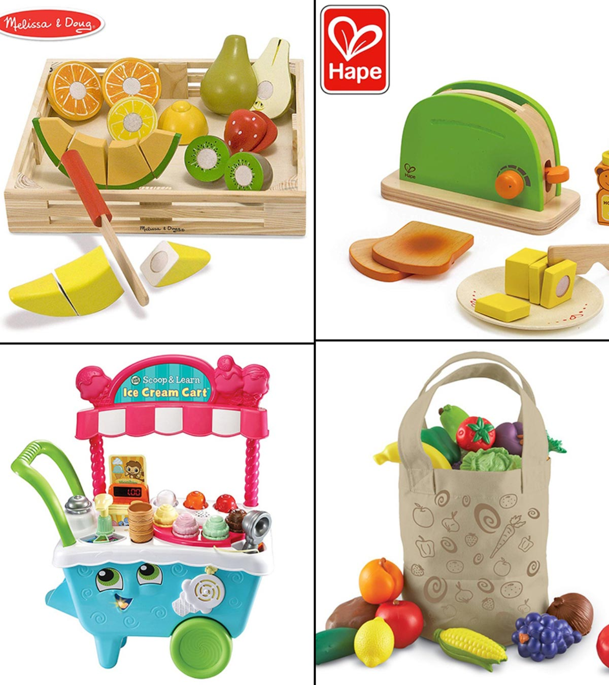 15 Best Play Food Sets To For Kids
