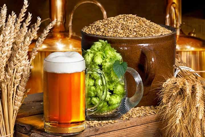 Brew beer together