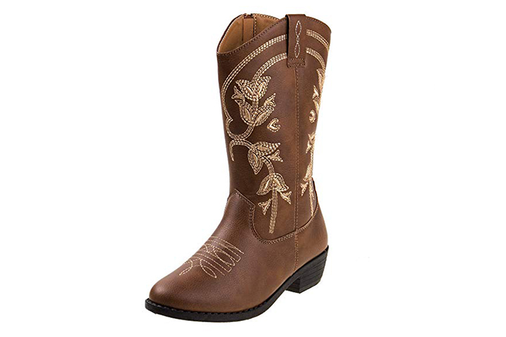 Cowboy Style Boots by Kensie Girl