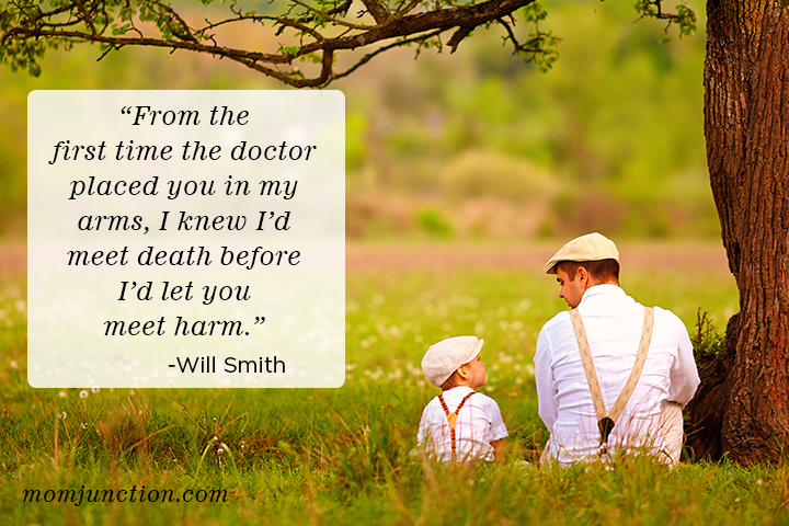 inspirational father son quotes