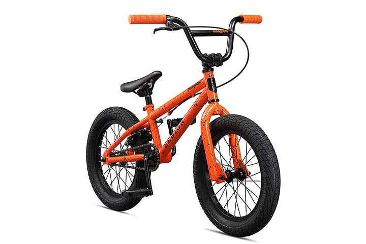 Mongoose Legion BMX bike for kids