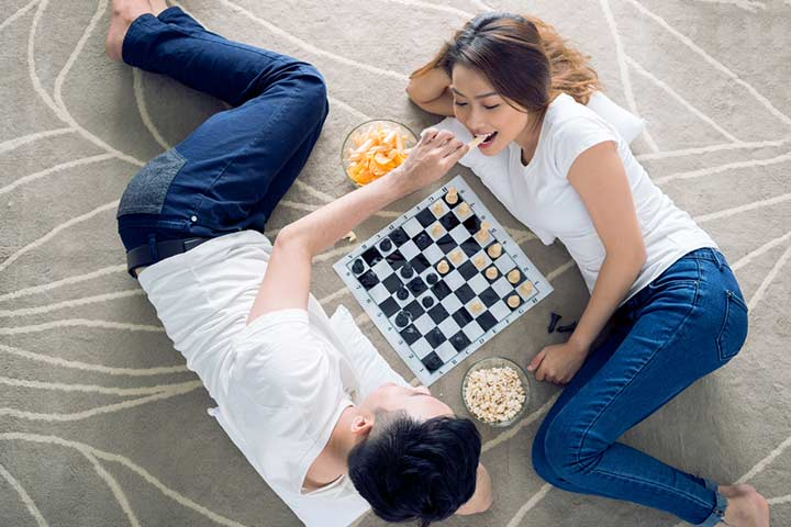 Plan a game night at home