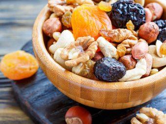 प्रेगनेंसी में ड्राई फ्रूट्स और मेवे खाने के फायदे   Pregnancy Me Dry Fruits Khane Ke Fayde