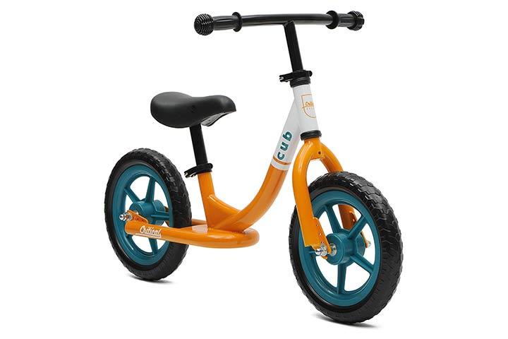 Retrospec balance no pedal bicycle