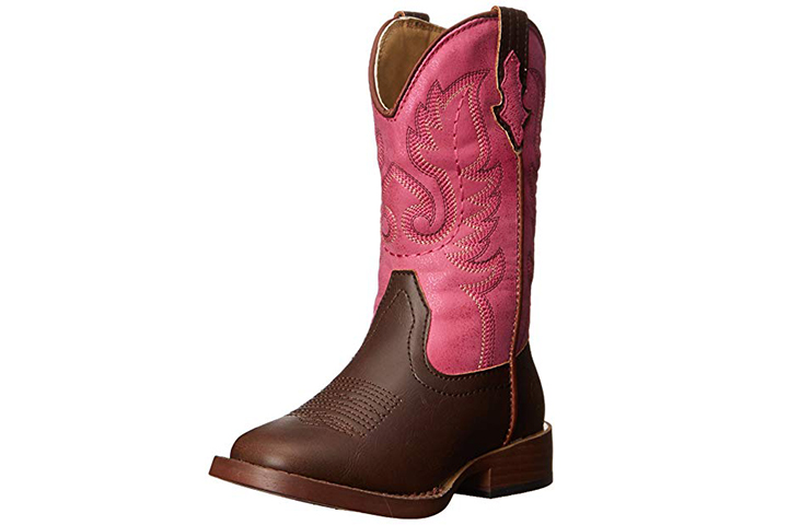 Texsis Square Toe Cowgirl Boot by Roper