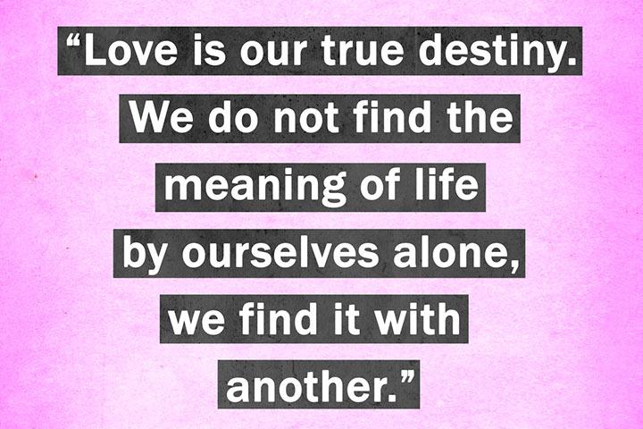 Relationship Sayings