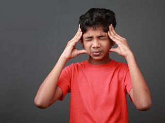 बच्चों के सिर दर्द का कारण, लक्षण व इलाज   Bacho Ke Sar Dard Ka Ilaj