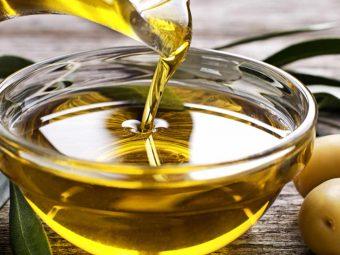 बच्चों की मालिश के लिए जैतून तेल (Jaitun Tel)   Olive Oil Benefits For Baby Massage In Hindi