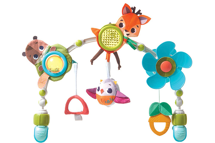 Tiny Love Musical Nature Stroll Stroller Toy